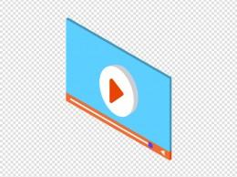 彩色视频点击元素