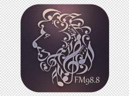 手机FM98.8收音机软件APP图标