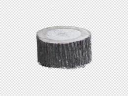 年轮树桩设计