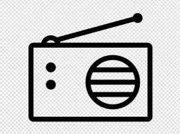 收音机图标