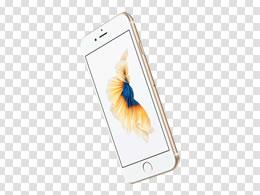 金色苹果手机模型产品图iPhone